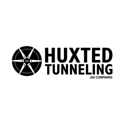Huxted Tunneling Large Logo